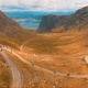 Winding Road In The Mountains - VideoHive Item for Sale