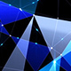 Blue Polygons Backdrop II   - VideoHive Item for Sale