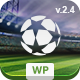 Champion - Soccer & Football WordPress Theme Nulled
