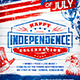 Independence Day Party Poster vol.2 - GraphicRiver Item for Sale