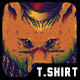 Captain Bear T-Shirt Design - GraphicRiver Item for Sale