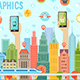 Smart City Infographic Set - GraphicRiver Item for Sale