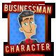 Businessman Mascot Pack