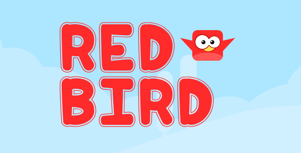 Red Bird - Html5 Mobile Game - android & ios - CodeCanyon Item for Sale