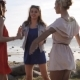 Group Of Smiling Women Or Girls Dancing On Beach 32 - VideoHive Item for Sale