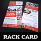 Education Rack Card DL Flyer Design - GraphicRiver Item for Sale