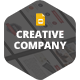 Creative Company - Google Slide - GraphicRiver Item for Sale