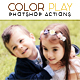 Color Play Photoshop Actions  - GraphicRiver Item for Sale
