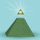 Pyramid and smilie - GraphicRiver Item for Sale