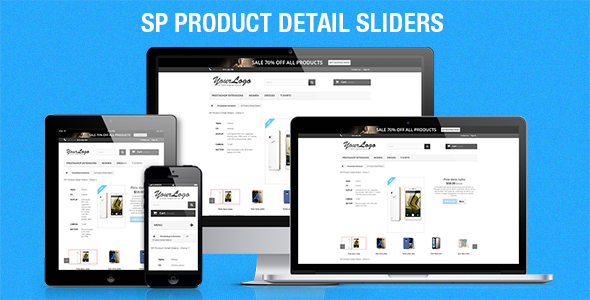 SP Product Detail Sliders - Responsive Prestashop Module - CodeCanyon Item for Sale