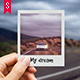 Polaroid Photo Mock-up - GraphicRiver Item for Sale