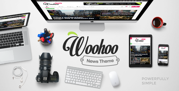 Woohoo – Modish News, Magazine and Blog Theme