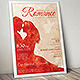 Romance Love Couples Party Invitation Poster/Flyer  - GraphicRiver Item for Sale