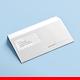 Envelope DL Mock-up - GraphicRiver Item for Sale
