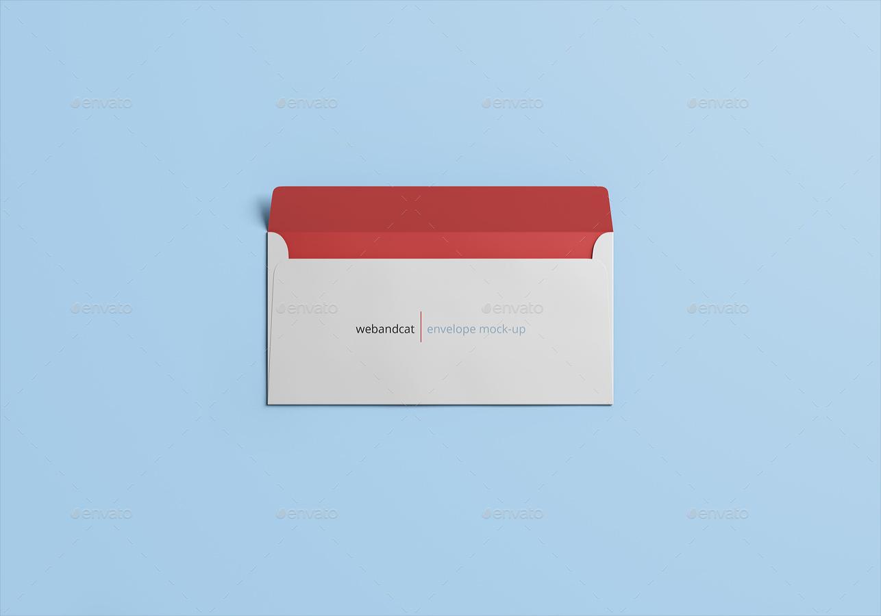 Envelope DL Mock-up by webandcat | GraphicRiver