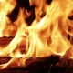 Burning Wood - VideoHive Item for Sale