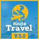 KodeTravel & Tourism Wordpress Theme - ThemeForest Item for Sale