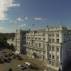 Office Building In The City Of Sarapul, Aerial View - VideoHive Item for Sale