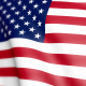 4th of july US American Flag Waving – 3 Styles - VideoHive Item for Sale