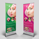 Spa Salon Roll Up Banner Bundle - GraphicRiver Item for Sale