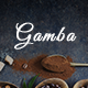 Gamba - Coffee & Drink PSD Template Nulled