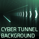 Cyber Tunnel Flight Loopable Background - VideoHive Item for Sale