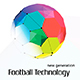 Football Technology - GraphicRiver Item for Sale
