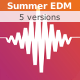 Summer Dance - AudioJungle Item for Sale