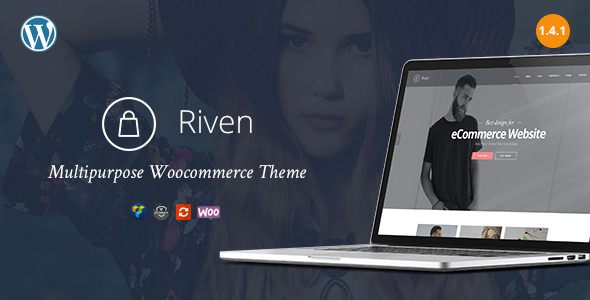 Riven -  Multipurpose Woocommerce WordPress Theme - WooCommerce eCommerce