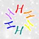 Happy Go Round Ident Logo