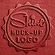 Realistic Logo Mock-Up V.3 - GraphicRiver Item for Sale
