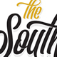 The Southamton Typeface - GraphicRiver Item for Sale