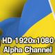 Flag Transition - Ukraine - VideoHive Item for Sale