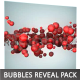Particle Bubbles Reveal 4x1 Pack - VideoHive Item for Sale