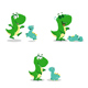 Little Dinosaurs - GraphicRiver Item for Sale