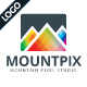Mountain Pixel - GraphicRiver Item for Sale
