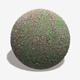 Gravel Weeds Seamless Texture
