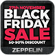 Black Friday Flyer Template - GraphicRiver Item for Sale