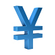 Yen Currency Symbol. 3D Rendering Illustration - GraphicRiver Item for Sale