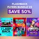 Flashback Flyers Bundle V2 - GraphicRiver Item for Sale