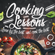 Cooking Lessons Flyer - GraphicRiver Item for Sale