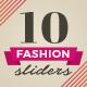 Fashion Slider - GraphicRiver Item for Sale