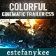 Colorful Cinematic Trailer CS5 - VideoHive Item for Sale