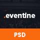 Eventine - Premium Event Template Nulled