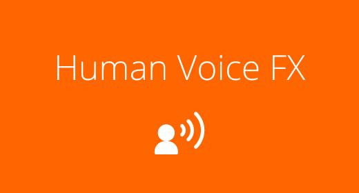 Human Voice FX