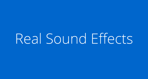 Real Sound Effects