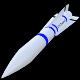 AIM-54 Phoenix Missile (PBR, UV-textured)