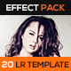 Effect Pack Lightroom Presets - GraphicRiver Item for Sale