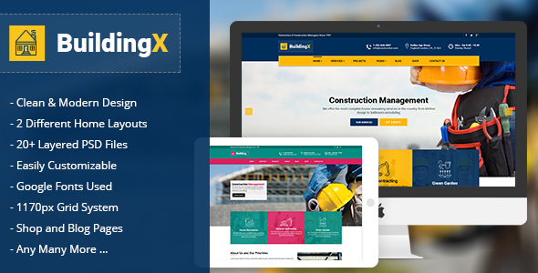 BuildingX – Builder, Contractor, Developer