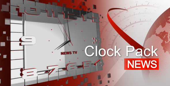 Broadcasting Clock Package